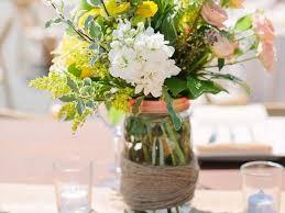 Mason Jar Flower Centerpieces 15 Mason Jar Decor U0026 Centerpiece Ideas Diy To Make