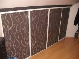 customiser une porte de chambre dressing customisation des portes coulissantes cathypety