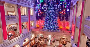Christmas Decorations Shop Nyc by Macy U0027s Christmas Light Show At Macy U0027s Center City U2014 Visit