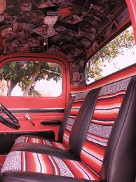 how to shoo car interior at home vintage truck with serape interior i want a truck that i can mod