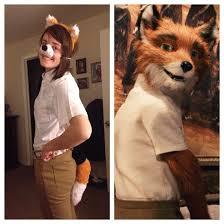 Fantastic Fox Halloween Costume Discover Funny Halloween Costumes