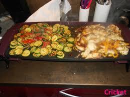 cuisine sur plancha filet de dinde et légumes du soleil à la plancha les