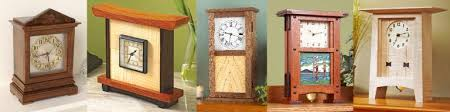 clocks wood magazine