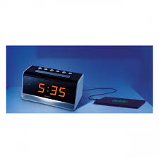 clock radio with night light alarm clock with led night light sencor sdc 4400 varle lt