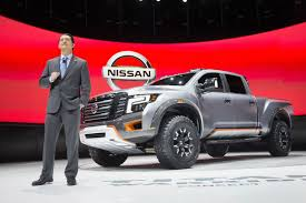 new nissan titan will nissan titan warrior be the next to accompany np300 navara