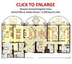 animal kingdom 2 bedroom villa floor plan uncategorized animal kingdom villas floor plan best in beautiful