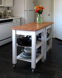 ikea rolling kitchen island ikea kitchen island remake ikea hack kitchens and house