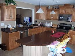 Cherry Glaze Cabinets Custom Kitchen Cabinets Ds Woods Custom Cabinets Decatur