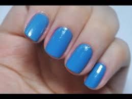 salon perfect sp nail polish review youtube
