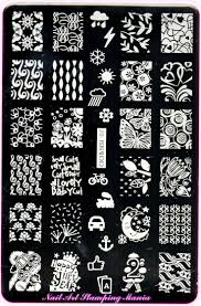164 best placas para uñas images on pinterest nail stamping