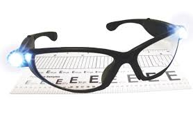 safety glasses for led lights sas safety 5420 20 led inspectors readers safety glasses black