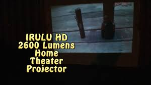 setting up home theater 165 irulu hd2600 lumens home theater projector set up u0026 review