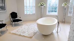 Stone Baths by Luxury Freestanding Stone Castello Baths And Basins Youtube