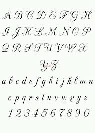 letters designs for tattoos letter of recommendation