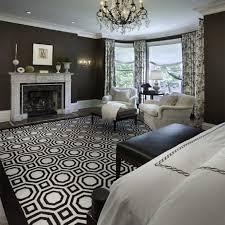 Large Black Area Rug Wondrous Large Black And White Rug Easy Cepagolf Rugs Design 2018