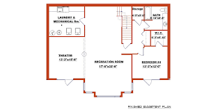 fabulous basement floor plan ideas free with basement remodel