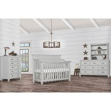 Top Convertible Cribs Evolur 5 In 1 Flat Top Convertible Crib Free Shipping