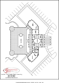 floor plans mandeville lake click image to view full size club plan