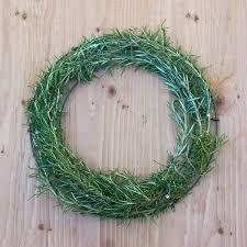 herb wreath make a gorgeous culinary herb wreath