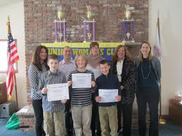 helen morgan students sweep annual spelling bee sparta nj