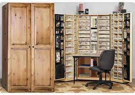 scrapbooking cabinets and workstations scrapbook furniture for organizing and storing your supplies hubpages