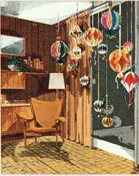 Extra Large Hanging Christmas Decorations by Best 25 Midcentury Christmas Ornaments Ideas On Pinterest