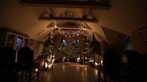 wedding arch lights light bulbs in the wedding decor stock footage 21024976
