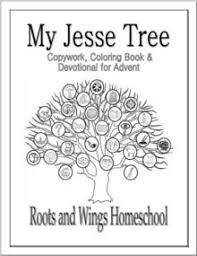 26 free clip art jesse tree advent pattern clip art library