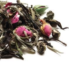 Jasmine Tea Flowers - white jasmine u0026 rose tea loose leaf meditative mind tea tea spot