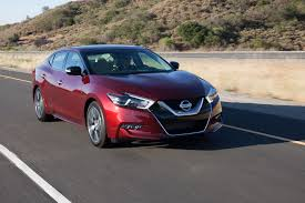 convertible nissan maxima 2017 nissan maxima receives updated packages apple carplay