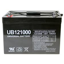 amazon com 12v 100ah battery for minn kota minnkota cobra