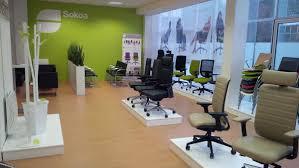 fabricant de mobilier de bureau sokoa inaugure nouveau showroom à