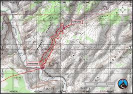 Lake Powell Map Canyoneering Neon Canyon Escalante Road Trip Ryan