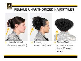 u s army hair regulations blasted for being racially biased time