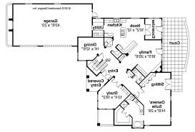 mediterranean house floor plans one story mediterranean house floor plans luxihome