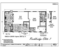 rockbridge modular homes rockbridge elite 7 rm503a find a