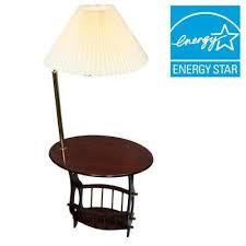 end table black 24 ore international rotary no bulbs included table ls ls the home depot
