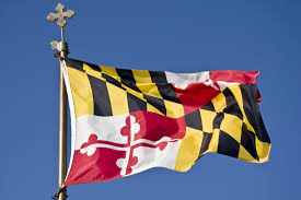 California State Flag Meaning Maryland Jpg