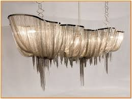 Chain For Chandelier Polished Nickel Chandelier Chain Home Design Ideas