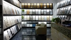 Black Granite Glass Tile Mixed Backsplash by Black Granite Mixed Aluminium Metal Mosaic Tiles For Tv Kitchen