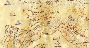 The Hobbit Map Moorehawke Map Mug By Tinycoward On Deviantart