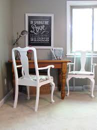 Repurpose Dining Room by The Modest Homestead Work Space Makeover