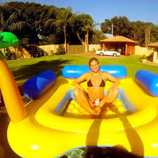 Best Backyard Toys by Bar Refaeli The Things You Can Tell Just By Looking At Her