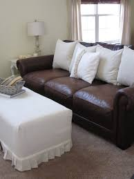 Extra Large Ottoman Slipcover by Ottomans Large Ottoman Cover Slipcovers For Ottomans Ottoman