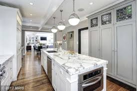 Obama Kitchen Cabinet The Obamas New Kalorama House See Pictures Of Everything