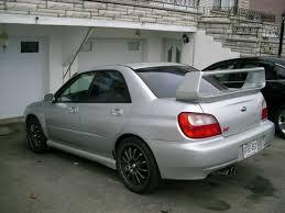 turbosub 2002 subaru impreza specs photos modification info at