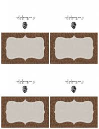printable placecards printable place card templates images entry level resume
