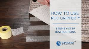 Corner Rug Grippers How To Use Rug Gripper Youtube