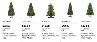 unique design target pre lit tree mountain king 7 5