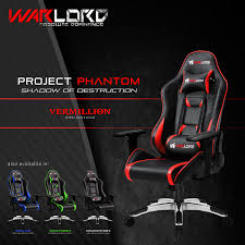 Diy Gaming Chair Warlord Phantom Gaming Chair Blue Brightstar Computer